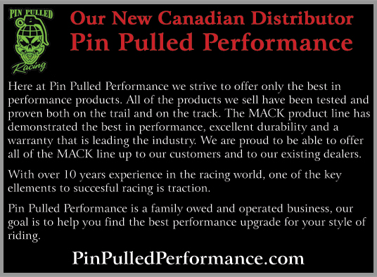 Mack Studs Canadian Distributer Pin Pulled Performance