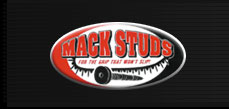 Mack Studs 5 Year Bend or Break Warranty